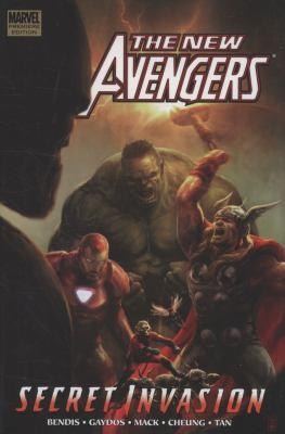 New Avengers - Volume 8: Secret Invasion - Book 1 [HC] Conditie: Tweedehands, als nieuw Marvel 1