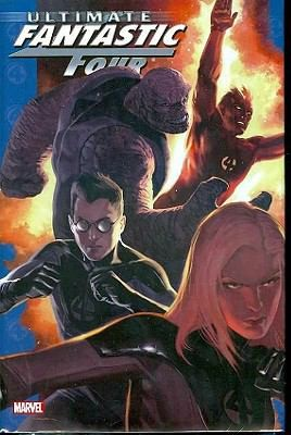 Ultimate Fantastic Four Collection: Volume 5 [OHC] Conditie: Tweedehands, als nieuw Marvel 1
