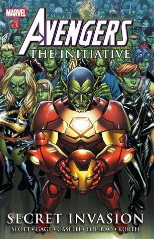 Avengers: The Initiative Volume 3: Secret Invasion [HC] Conditie: Tweedehands, als nieuw Marvel 1