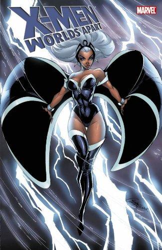 X-Men: Worlds Apart Conditie: Tweedehands, als nieuw Marvel 1