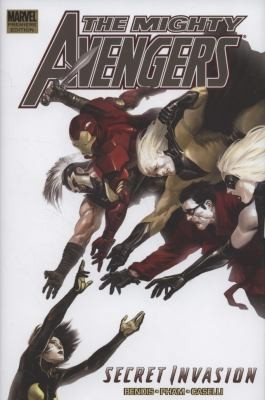 Mighty Avengers - Volume 4: Secret Invasion - Book 2 [HC] Conditie: Tweedehands, als nieuw Marvel 1
