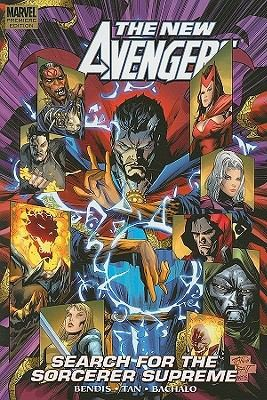 New Avengers - Volume 11: Search for the Sorcerer Supreme [HC] Conditie: Tweedehands, als nieuw Marvel 1