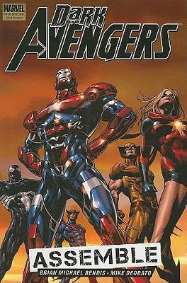 Dark Avengers - Volume 1: Assemble [HC] Conditie: Tweedehands, als nieuw Marvel 1