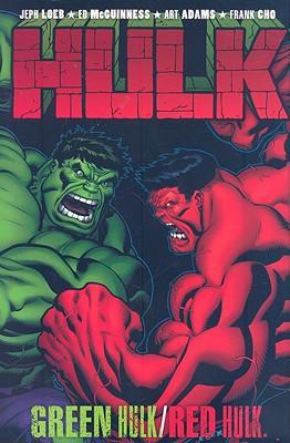 Hulk: Green Hulk / Red Hulk [OHC] Conditie: Tweedehands, als nieuw Marvel 1