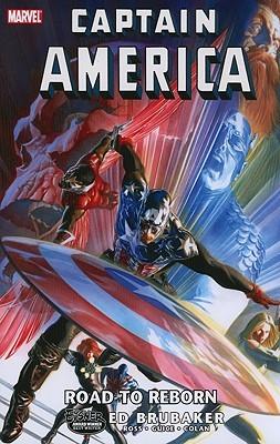 Captain America: Road to Reborn Conditie: Tweedehands, als nieuw Marvel 1