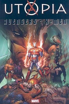Avengers/X-Men: Utopia (Dark Avengers/Uncanny X-Men: Utopia) [OHC] Conditie: Tweedehands, als nieuw Marvel 1