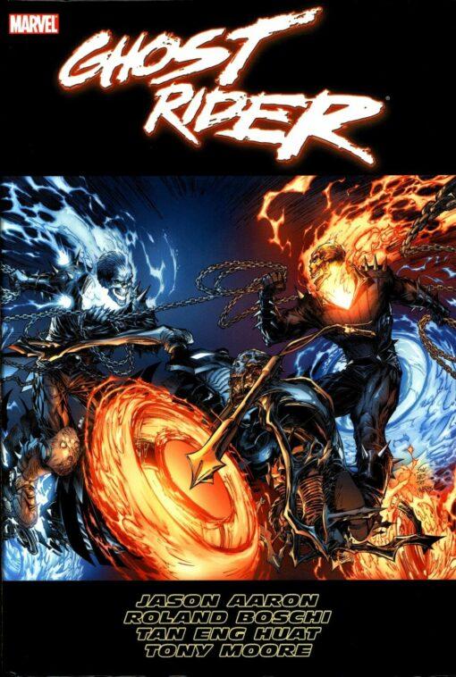Ghost Rider by Jason Aaron Omnibus [HC] Conditie: Tweedehands, als nieuw Marvel 1