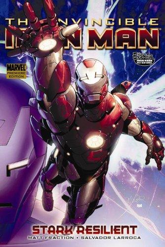 Invincible Iron Man, Vol 5: Stark Resilient - Book 1 [HC] Conditie: Tweedehands, als nieuw Marvel 1