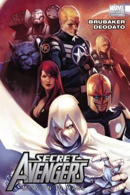 Secret Avengers - Volume 1: Mission to Mars [HC] Conditie: Tweedehands, als nieuw Marvel 1