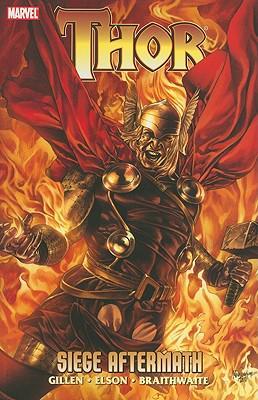 Thor: Siege Aftermath Conditie: Tweedehands, als nieuw Marvel 1