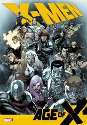 X-Men: Age of X [OHC] Conditie: Tweedehands, als nieuw Marvel 1
