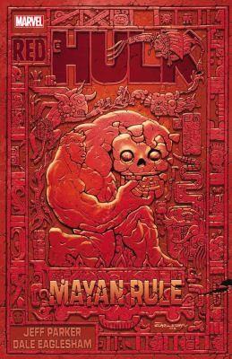 Red Hulk: Mayan Rule Conditie: Tweedehands, als nieuw Marvel 1