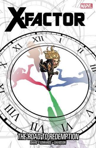 X-Factor [Vol 3] Book 17: The Road to Redemption Conditie: Tweedehands, als nieuw Marvel 1
