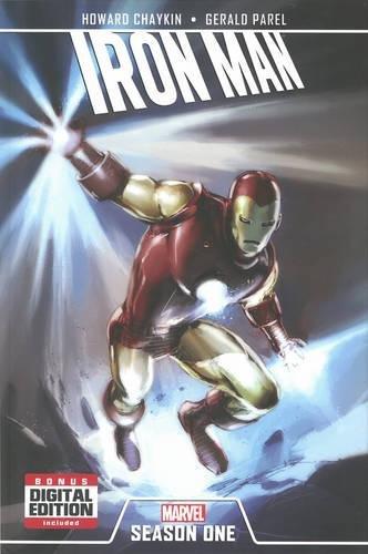 Iron Man: Season One [HC] Conditie: Tweedehands, als nieuw Marvel 1