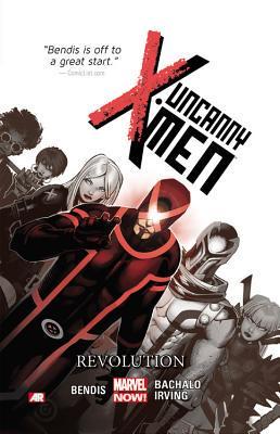 Uncanny X-Men Volume 1: Revolution Conditie: Nieuw Marvel 1