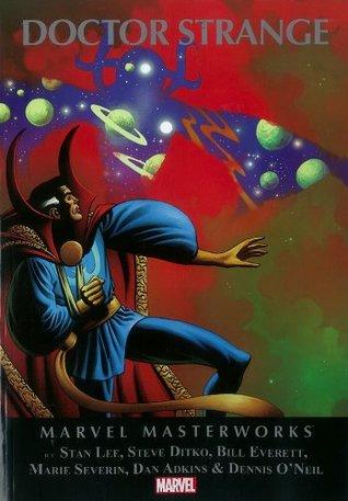 Marvel Masterworks: Doctor Strange Volume 2 Conditie: Tweedehands, als nieuw Marvel 1