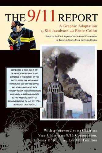 The 9/11 Report: A Graphic Adaptation [HC] Conditie: Tweedehands, als nieuw Hill & Wang 1
