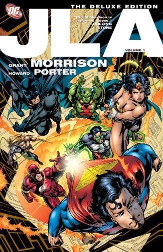 JLA Deluxe Edition Vol. 1 Conditie: Tweedehands, als nieuw DC 1