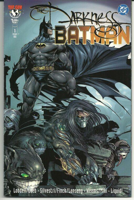 The Darkness / Batman Conditie: Tweedehands, als nieuw Topcow 1