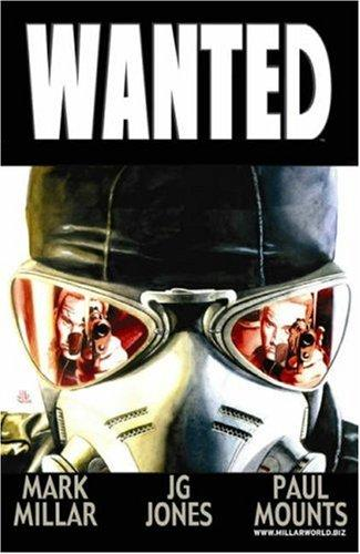 Wanted Conditie: Tweedehands, als nieuw Marvel 1