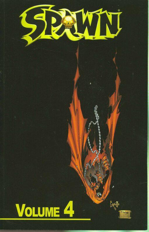 Spawn Collection Volume 4 Conditie: Tweedehands, als nieuw Image 1