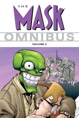 The Mask Omnibus Volume 2 Conditie: Tweedehands, als nieuw Dark Horse 1