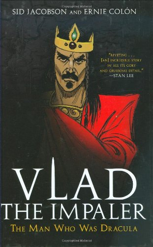 Vlad the Impaler: The Man who was Dracula [HC] Conditie: Tweedehands, goed Hudson Street Press 1