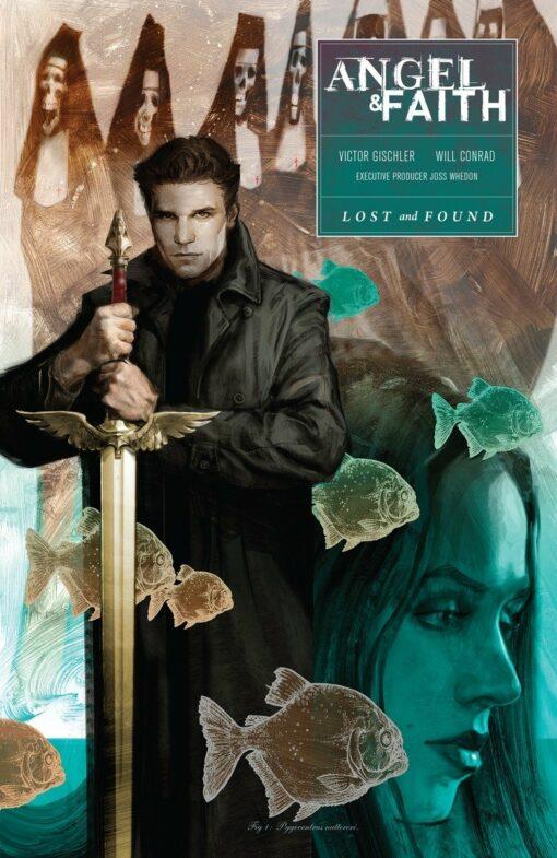 Angel and Faith: Season Ten Volume 2 & Lost and Found Conditie: Tweedehands, als nieuw Dark Horse 1
