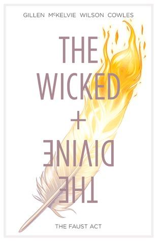 The Wicked + The Divine, Vol. 1: The Faust Act Conditie: Tweedehands, als nieuw Image 1