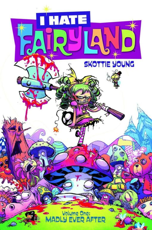 I Hate Fairyland, Vol. 1: Madly Ever After Conditie: Nieuw Image 1