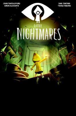 Little Nightmares Volume 1 Conditie: Tweedehands, als nieuw Titan 1