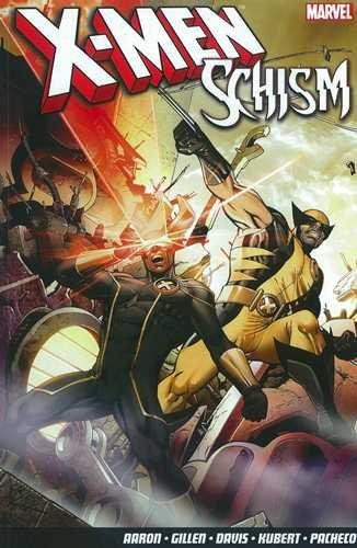 X-Men: Schism: Vol. 1-5 Conditie: Tweedehands, goed Marvel 1
