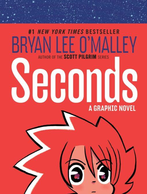 Seconds: A Graphic Novel [HC] Conditie: Nieuw Abrams 1