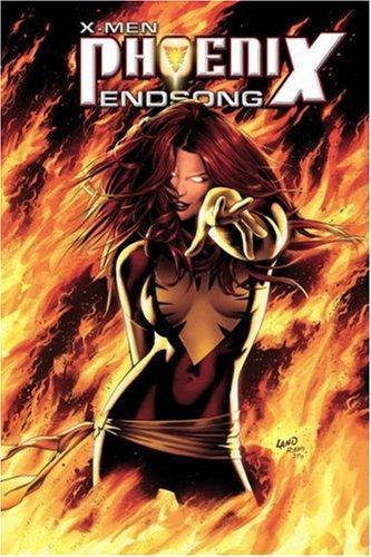 X-Men: Phoenix - Endsong [HC] Conditie: Tweedehands, als nieuw Marvel 1