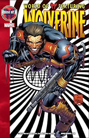 House of M: World of M Featuring Wolverine Conditie: Tweedehands, als nieuw Marvel 1