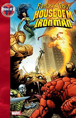 House of M: Fantastic Four / Iron Man Conditie: Tweedehands, als nieuw Marvel 1