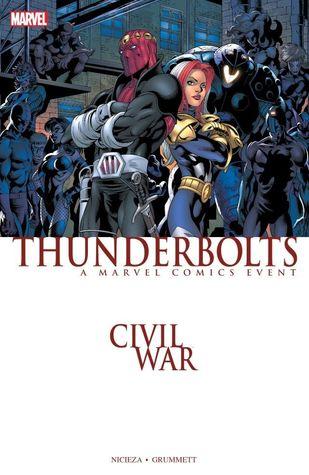 Civil War: Thunderbolts  Marvel 1