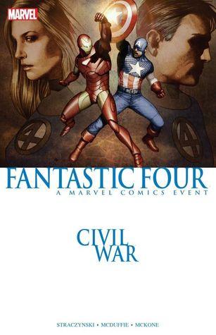 Civil War: Fantastic Four Conditie: Tweedehands, als nieuw Marvel 1
