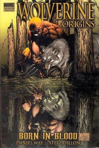 Wolverine: Origins Volume 1 - Born In Blood [HC] Conditie: Tweedehands, als nieuw Marvel 1