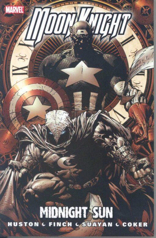 Moon Knight Volume 2: Midnight Sun [HC] Conditie: Tweedehands, als nieuw Marvel 1