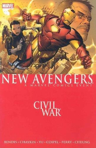 New Avengers - Volume 5: Civil War Conditie: Tweedehands, als nieuw Marvel 1