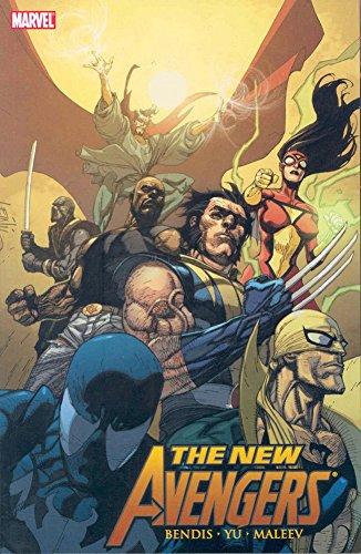 New Avengers - Volume 6: Revolution Conditie: Tweedehands, als nieuw Marvel 1