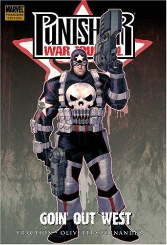 Punisher War Journal - Volume 2: Goin' Out West [HC] Conditie: Tweedehands, als nieuw Marvel 1