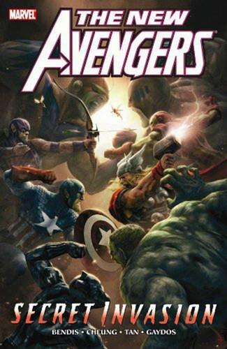 New Avengers - Volume 9: Secret Invasion - Book 2 Marvel 1