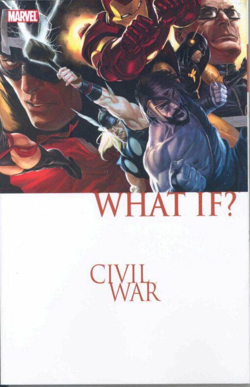 What If?: Civil War Conditie: Tweedehands, als nieuw Marvel 1