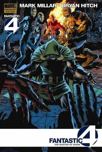 Fantastic Four: The Master of Doom [HC] Conditie: Tweedehands, als nieuw Marvel 1