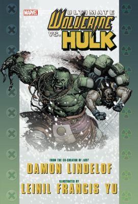 Ultimate Comics Wolverine Vs. Hulk [HC] Conditie: Tweedehands, als nieuw Marvel 1