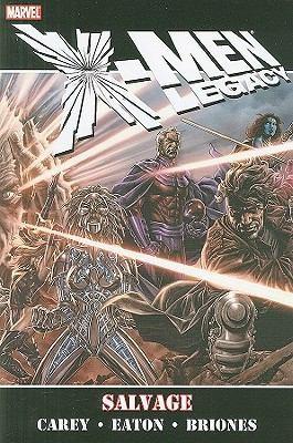 X-Men Legacy: Salvage [HC] Conditie: Tweedehands, als nieuw Marvel 1