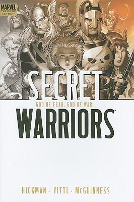 Secret Warriors - Volume 2: God of Fear, God of War [HC] Conditie: Tweedehands, als nieuw Marvel 1
