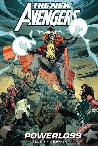 New Avengers - Volume 12: Powerloss Conditie: Tweedehands, als nieuw Marvel 1